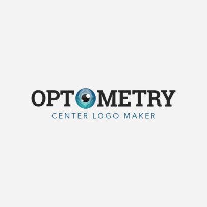 Logo Template for Optometrists 1496
