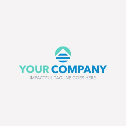 Minimal Corporate Logo Creator 1518d