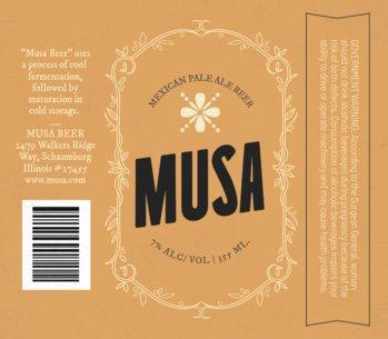 Pale Ale Beer Label Maker 766b-1819