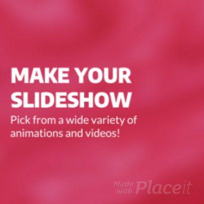 Modern Slideshow Video Maker for Instagram 808