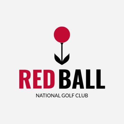 National Golf Club Logo Maker 1558e