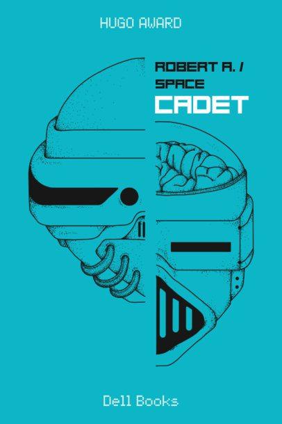 Book Cover Maker for a Cyberpunk Novel 523c