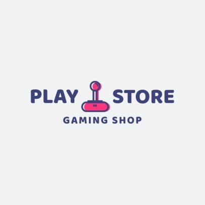 Gaming Logo Design Generator for Gaming Shops 1637b
