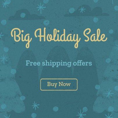 Christmas Banner Maker for a Big Holiday Sale 778b