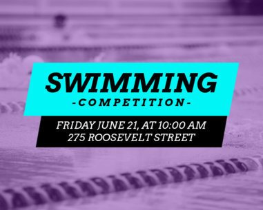 Vinyl Banner Maker for Swimming Competitions 792c