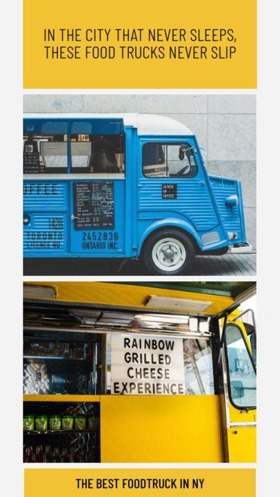 Food Trucks Insta Story Maker 941e