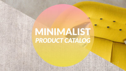 Product Overview Slideshow Maker with Minimalist Animations 300