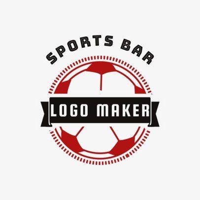Bar Logo Maker for a Sports Bar 1685