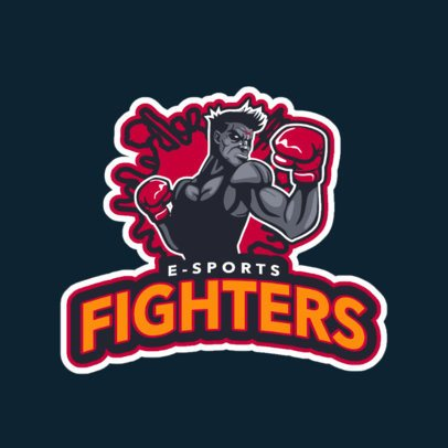 Logo Maker for Fighting Games 1746