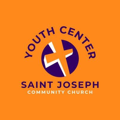 Juvenile Logo Maker for a Community Church 1768a