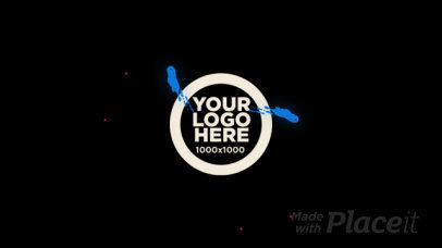 Intro Maker for a Logo Reveal with Fluid Animations 215d 1234