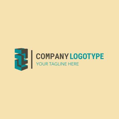 Company Logo Maker for a Corporation 1517e