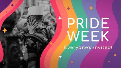 Youtube Video Thumbnail Maker for LGBTQ Pride 1299b