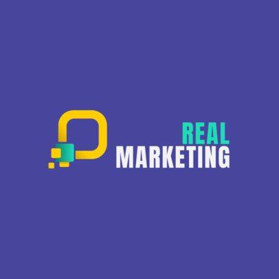 Minimal Logo Maker for a Digital Marketing Company 2232d