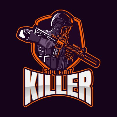 Team Logo for a Shooting Game Inspired by Counter-Strike 2449v