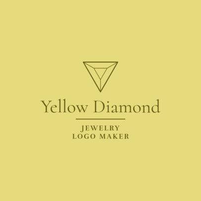 Minimalist Logo Maker for a Jewelry Store 2191f-2535