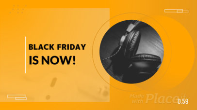 Product Catalog Slideshow Maker for a Black Friday Offer 1561a 173