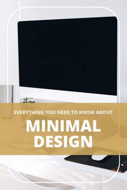 Pinterest Pin Maker About Minimal Design 1885d