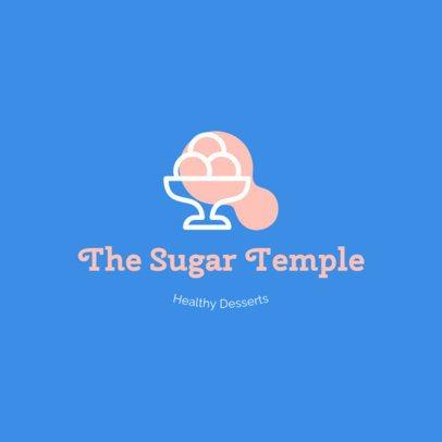 Restaurant Logo Maker for a Desserts Place 1259g-27-el