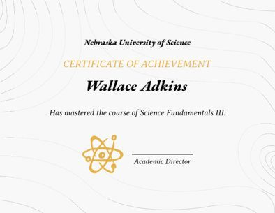Online Certificate Maker for Achievement 1670m 38-el