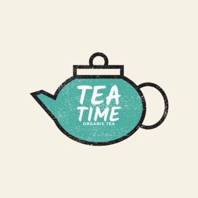 Online Logo Maker for an Organic Tea Brand 1125f 173-el