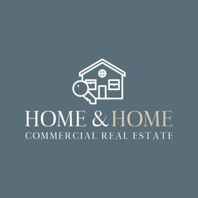 Logo Maker for Real Estate Organizations 485b-el1