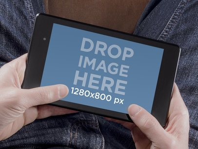 Nexus 7 Gaming Style
