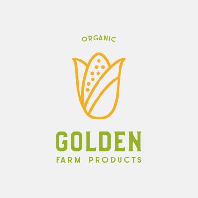 Logo Maker for a Farm Products Store 414-el1