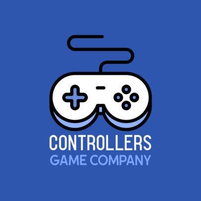Retro Logo Generator for a Gaming Supplies Company 341b-el1