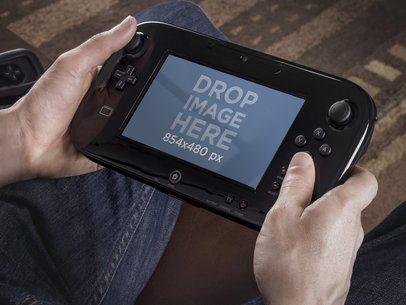 Wii Screen Control