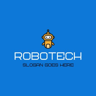 Logo Creator for a Technology-Focused Enterprise 549a-el1