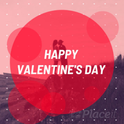 Cool Instagram Video Maker for a Valentine's Day Post  2031