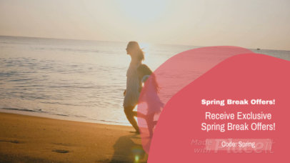 Simple Youtube Ad Video Maker for Spring Break Offers 722c 54