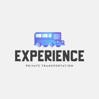 Logo Generator for a Private Transportation Company 692c-el1