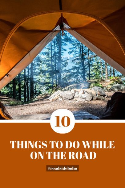 Pinterest Pin Template Featuring Outdoor Activities Recommendations 2245