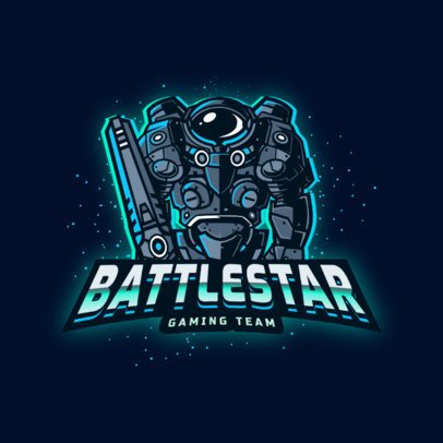 StarCraft-Inspired Logo Maker for a Gaming Team 2959