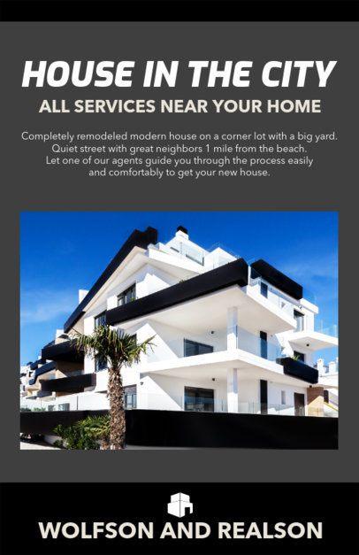 Flyer Maker for Real Estate Agents 500c