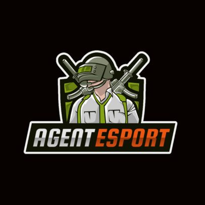 Logo Maker for Gaming Clans 1217-el1