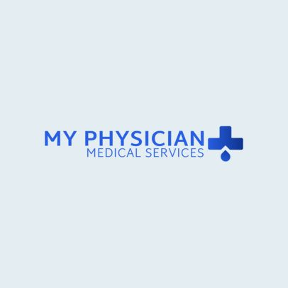 Minimal Logo Generator for Doctors and Health Workers 3211k