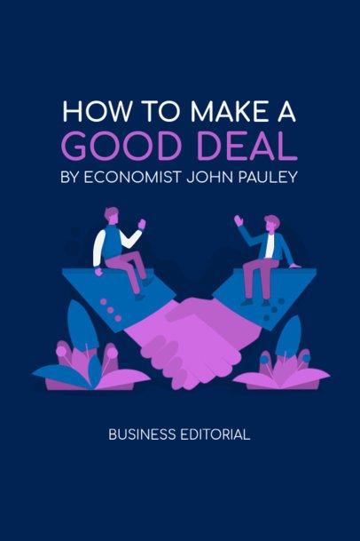 Cover Design Maker for a Business eBook 1426a-el1