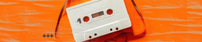 SoundCloud Banner Generator with a Picture of a Cassette 2731n