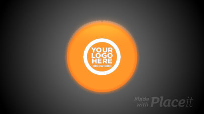 Intro Maker with an Animated Sphere for a Logo Reveal 2102-el1