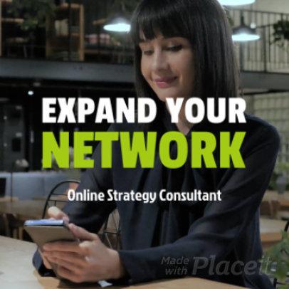 Instagram Video Maker for a Multi-Level Marketing Consultant 936f-2306