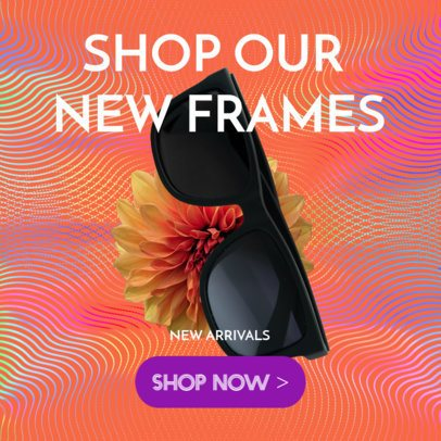 Ad Banner Creator for a Dropshipping Business of Sunglasses 2935c