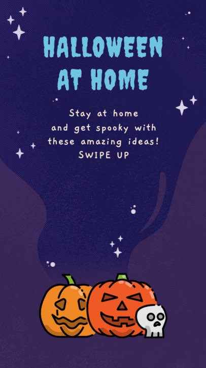 Instagram Story Maker for Halloween Home Party Ideas 2928-el1