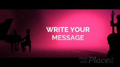 Slideshow Video Maker for Musicians 2332-el1