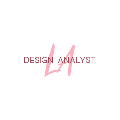 Typography Logo Creator for a Design Analyst 3793a