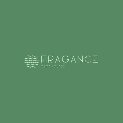Network Marketing Company Logo Template for Organic Beauty Products 3816e