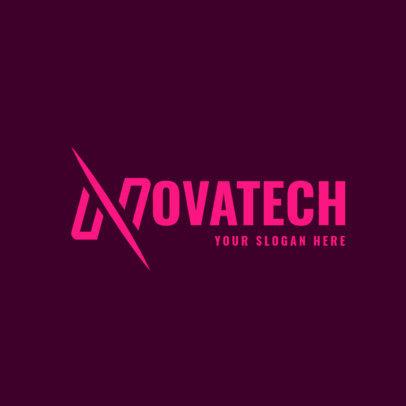Tech Logo Generator for Electronics Retailers 3913h