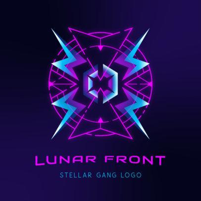 Online Logo Creator Featuring a Stellar Geometric Shape 3949c